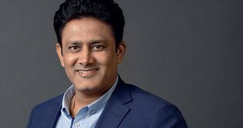 Anil Kumble re-appointed as Chairman post