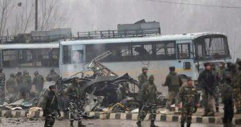 Terrorist attacked in Awantipora area