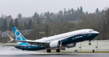 US president temporarily banned Boeing 737