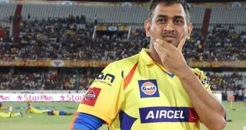Thala Dhoni said Match Fixing is a bigger crime