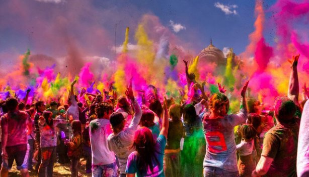 Four persons dead in Holi celebration Chennai