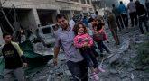 Israel fierce attack to Palestinian