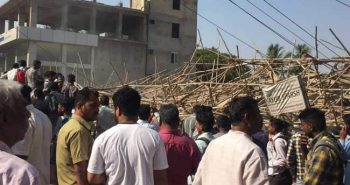 Building collapsed at Karnataka: death increased 5
