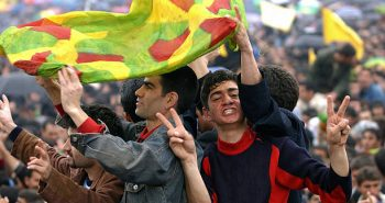 Kurdish people celebrates New year