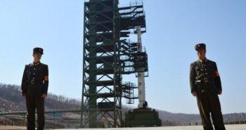North Korea rebuilding Rocket launch