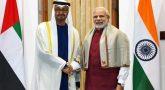 PM Modi speaks with Abu Dhabi crown prince
