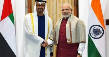 PM Modi speaks with Abu Dhabi crown prince