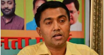 Pramod Sawant appointed as New Chief Minister