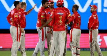Punjab team won by 14 runs against RR