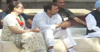 Congress Working Committee meeting in Sabarmati Ashram