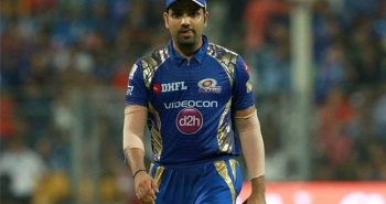 Rohit sharma announced opening batsman of MI