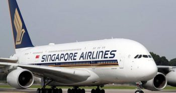 Fake news spreading; bomb placed in Singapore flight