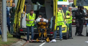Mosque attack in New Zealand; Many people dead