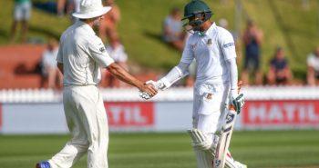 NZ vs Bangladesh 3rd Test match cancelled