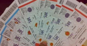 IPL April 6th match Ticket sales started