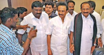 DMK – MDMK meeting in Today evening