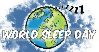 World Sleep Day Today!