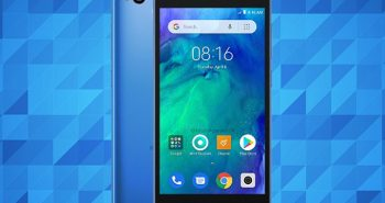 Redmi Go launched india and First sales announced