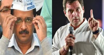 Congress-Aam Aadmi party alliance in Delhi