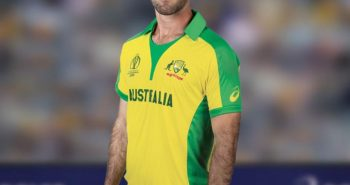 World Cup 2019; Australian team jersey launched