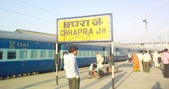 Surat-Chapra Rapid Express train accident