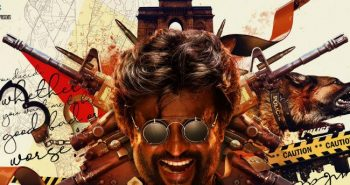 Darbar's First look poster Out