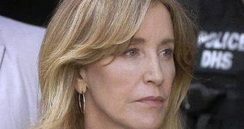 Felicity Huffman agrees that involved in bribery