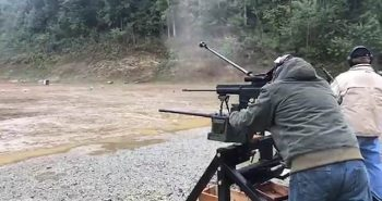 World-wide machine gun festival in US