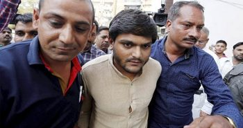 Hardik Patel 2 years imprisonment confirmed
