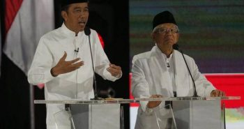 World biggest one day elections in Indonesia