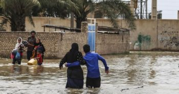 47 people killed by Iran Flood