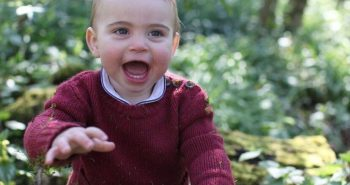 Prince louis celebrates first birthday