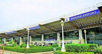 7 layers of security alert in Madurai airport