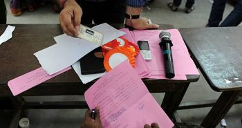 Postal voting begins in Tamilnadu