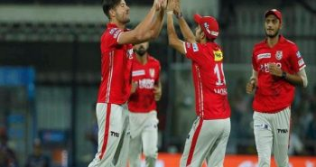 Punjab team beat Rajasthan Royals in IPL