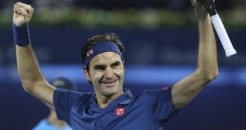Miami Open tennis;Federer won championship