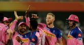 Rajasthan Royals won the match against RCB