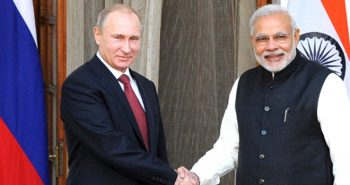 Russia honours PM Modi with highest civilian award