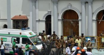 Death toll increased 310 in Sri Lanka attack