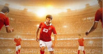 Grand football stadium set for Thalapathy 63