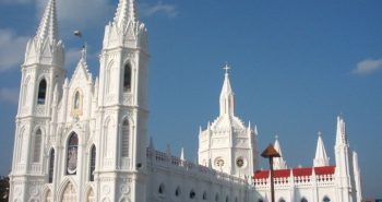 After srilanka attack, Heavy security in velankanni