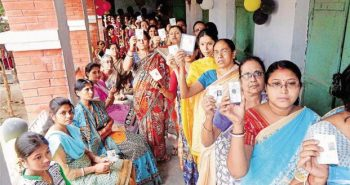 Many people injured in Third phase election