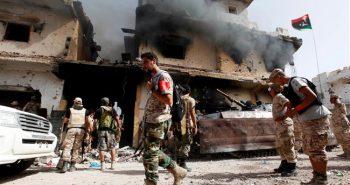 227 people killed in Libya Civil war