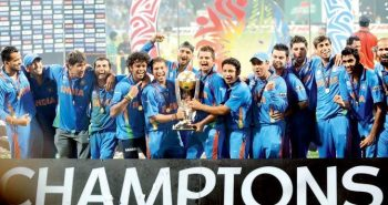 April 2- India Lift the World Cup moments