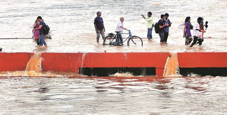Maharashtra to seek Central aid for flood hit areas