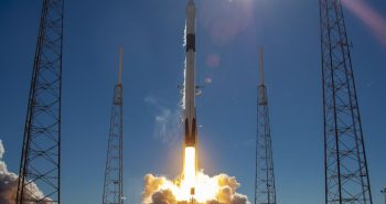 NASA combines Spacex for historical journey to International space station.