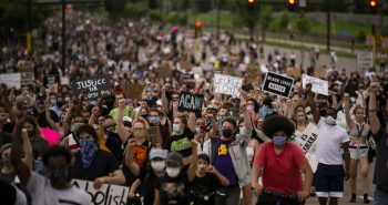 Protests in US could lead to spread of Corona virus