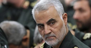 Iran sentenced spy to death who stood behind soleimani's death.