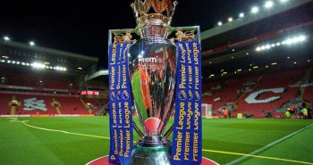 Liverpool clinches  premier league title after 30 years