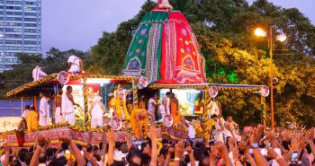 Lord Jagannath Rath Yatra carried out successfully  today